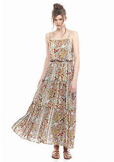 Free People Valerie Printed Maxi Dress