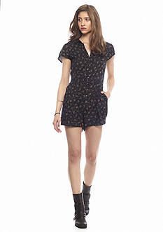 Free People Debby Dot Romper
