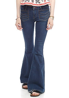 Free People Stella High Rise Flare Jeans