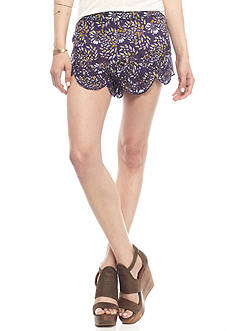 Free People So Much Fun Shorts