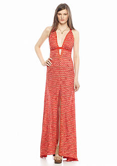 Free People Dramatic Meadow Maxi Dress