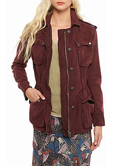 Free People Not Your Brother's Jacket
