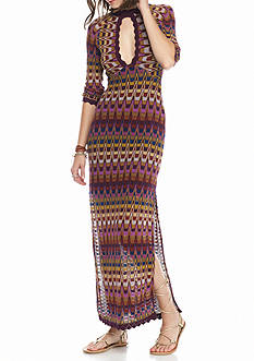 Free People Good Vibrations Maxi Dress
