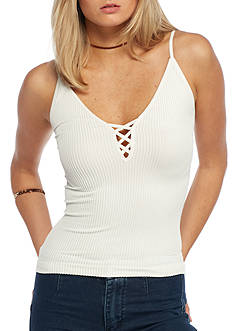 Free People Criss Cross Cami