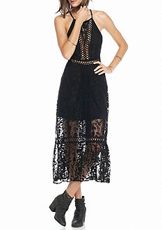 Free People Anastasia Maxi Dress