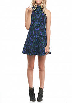 Free People Amelia Knit Mini Dress