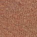 Contemporary: Sweaters: Terracotta Free People Irresistible V-neck Sweater