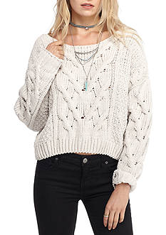 Free People Sticks and Stones Pullover