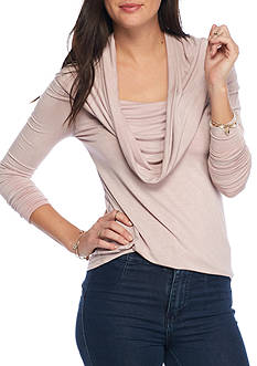 Free People Cosmo Cowl Top