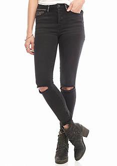 Free People Vintage Studded Payton Skinny Jean