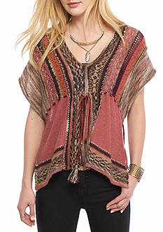 Free People Moonlit Path Pullover Sweater