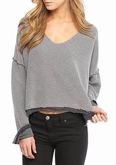 Free People Dolman Pullover Sweater