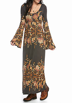 Free People Midnight Garden Maxi Dress