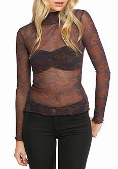 Free People Pukka Mesh Layering Top