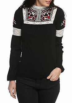 Free People Cozy On Up Top