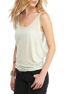 Free People Sand Dollar Tank
