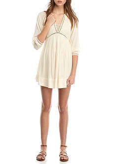 Free People Go Lightly Mini Dress