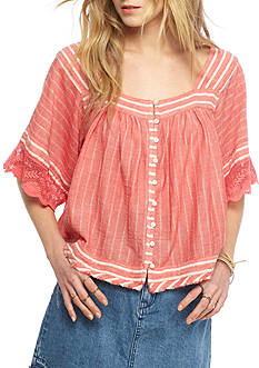 Free People See Saw Blouse