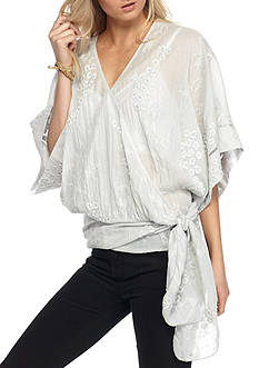 Free People Deep In Dreamland Top