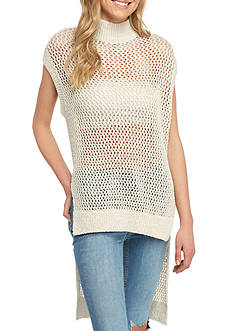 Free People Dusk Til Dawn Knit Tunic