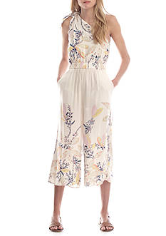 Free People Island Time Asymmetrical Jumpsuit
