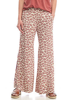 Free People In the Mix Printed Pant