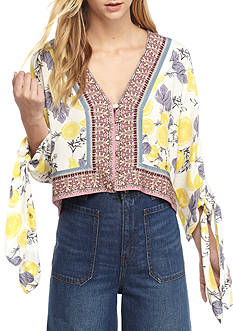 Free People Freshly Squeezed Top