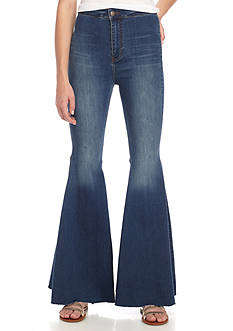 Free People Just Float On Flare Jean