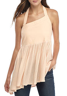 Free People Just Can't Get Enough Halter Top