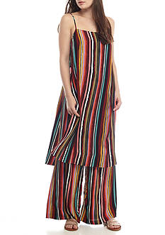 Free People Ruby Striped Set