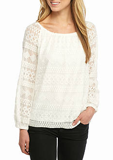 Fever Lace Top