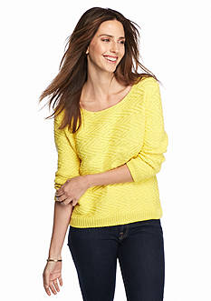 Fever Textured Sweater