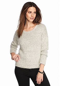 Fever Twisted Lurex Sweater