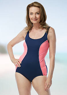 gabar Pool Colorblocking One Piece Swimsuit