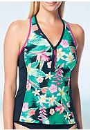 Beach House Maya Bay Racer Back Tankini