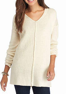 Say What Side Slit Tunic