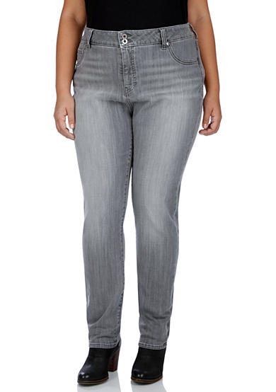 Lucky Brand Plus Size Emma Straight Pants