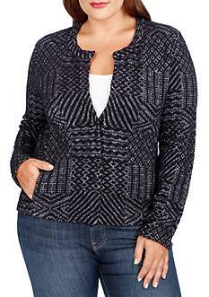Junior Plus Size Sweaters