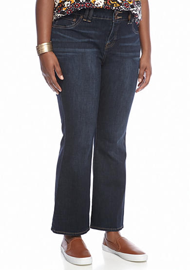 Lucky Brand Plus Size Boot Pants