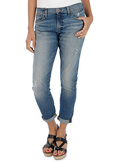 Lucky Brand Light Wash Boyfriend Sienna Jean