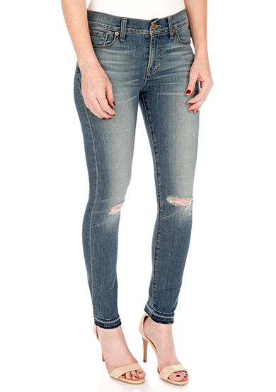 Lucky Brand Brooke Skinny Ankle Jeans