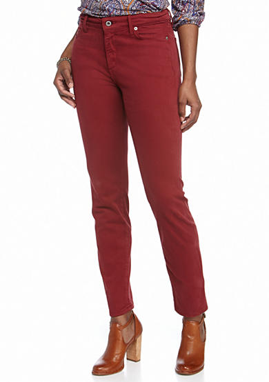 Lucky Brand Skinny Mid Rise Jeans