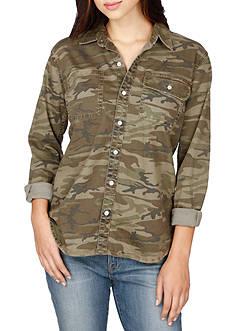 Lucky Brand Boyfriend Shirt