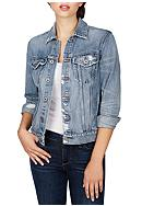Lucky Brand Tomboy Trucker Jacket
