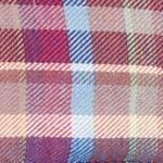 Trendy Womens Clothing: Plaids: Multi Lucky Brand Short Sleeve Plaid Top