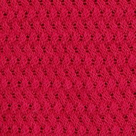 Women: Sweaters Sale: Raspberry Lucky Brand Lace Mix Sweater