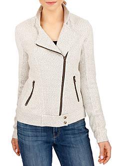 Lucky Brand Textured Active Jacket