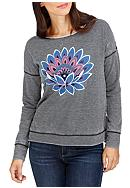 Lucky Brand Lotus Sweatshirt