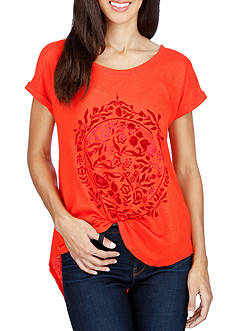 Lucky Brand Short Sleeve Graphic Tee
