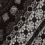 Women's T-shirts: Black Multi Lucky Brand Tile Tee